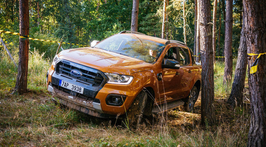 Autíčkář na cestách, Recenze & testy: Ford Ranger Wildtrak 3.2 TDCi: Velké offroadové rozloučení
