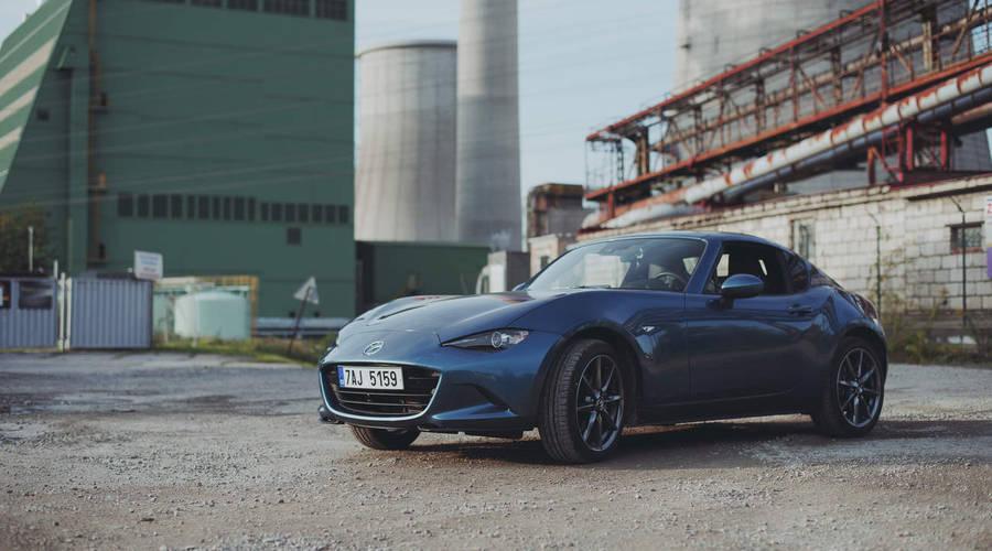 Recenze & testy: Mazda MX-5 RF G184: Lepší časy asi nepřijdou