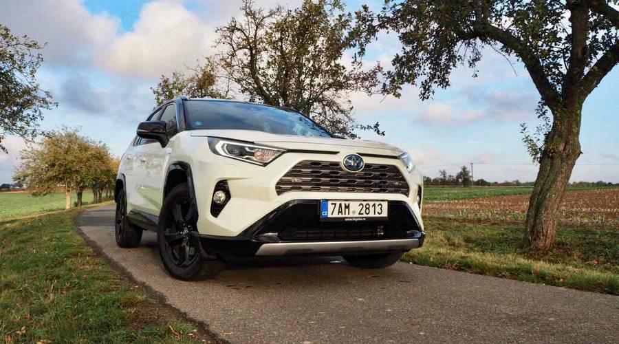 Recenze & testy: Toyota RAV4: Úplně jiná