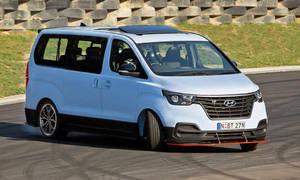 Novinky: Hyundai H-1N je ideální volba pro všechny, kterým je i30N malá.