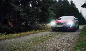 Recenze & testy: Peugeot 508 SW: Návrat ztraceného lva