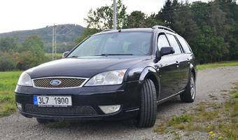 Ford Mondeo Ford Mondeo MK3 3.0 V6 150kW 2005
