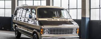 Dodge Ram VAN B 250 1985