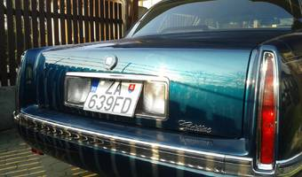 Cadillac Coupe deVille 4,6 AUT 1994