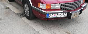 Cadillac Seville 4,6 AUT 1992
