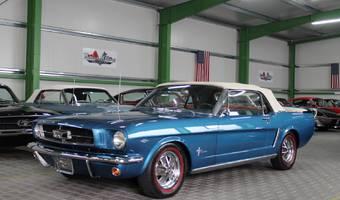 Ford Mustang TOP STAV / RARITA!! 1965