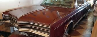 Chrysler 300 coupe 1968
