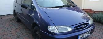 Ford Galaxie 1,9 TDi, 66 kW - rotačka 1999