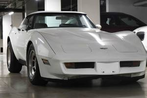 Chevrolet Corvette C3 Cross-Fire 1982