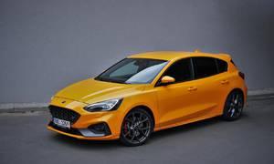 Recenze & testy: Ford Focus ST 2.3 Ecoboost: Návrat na výsluní