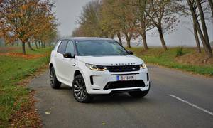 Recenze & testy: Land Rover Discovery Sport S D180 AWD: Nejpřitažlivější rodinné SUV dneška