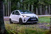 Toyota Yaris Hybrid GR-Sport: Neobvyklý mix