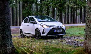 Recenze & testy: Toyota Yaris Hybrid GR-Sport: Neobvyklý mix