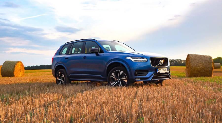 Recenze & testy: Volvo XC90 B5: Důležité rozhodnutí