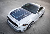 SEMA Show 2019: Ford přiváží Mustangy, pick upy a baja Bronco