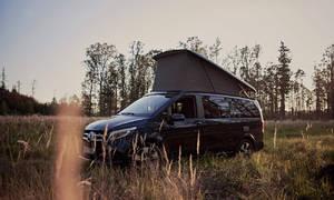 Recenze & testy: Mercedes-Benz Marco Polo: Garsonka bez stálé adresy