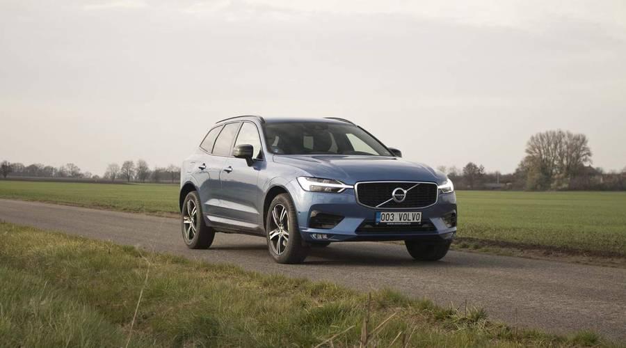 Recenze & testy: Volvo XC60 B4: Lepší místo k životu