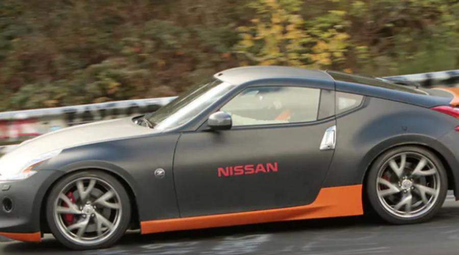 Novinky: Nissan testuje na Ringu nástupce 370Z