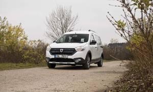 Recenze & testy: Dacia Dokker Stepway 1.5 dCi: Levná, upřímná a hlavně nová