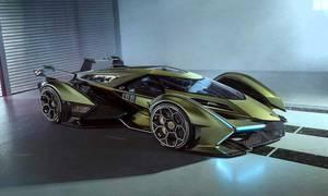 Novinky: Lamborghini představuje videoherní koncept. Dočká se výroby?
