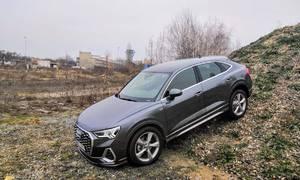 Recenze & testy: Audi Q3 Sportback 35 TDI: Řízeno trendy