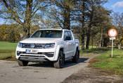 Volkswagen Amarok V6 Aventura: Trochu práce, trochu životní styl