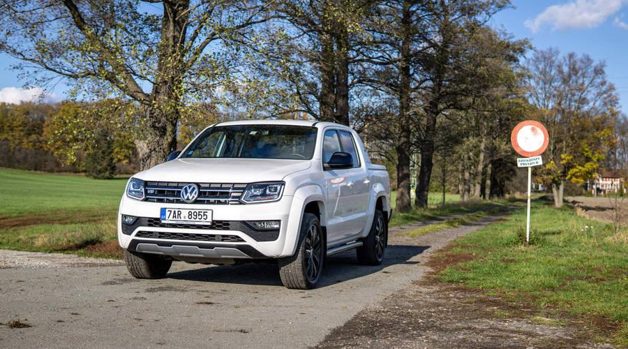 Recenze & testy: Volkswagen Amarok V6 Aventura: Trochu práce, trochu životní styl