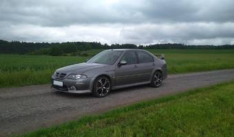 MG ZS Salloon,Full X-Power Bodykit 2005