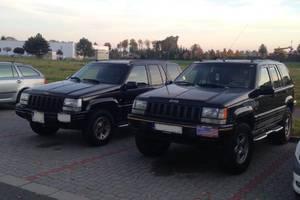 Jeep Grand Cherokee Limited ZJ 1995