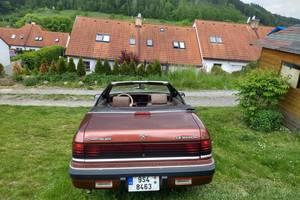 Chrysler LeBaron Kabrio 1989