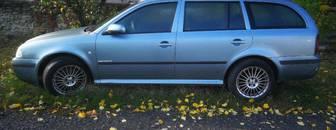 Škoda Octavia 1.9 TDI 2002