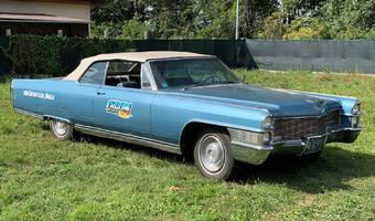 Cadillac Eldorado Fleetwood Convertible 1965