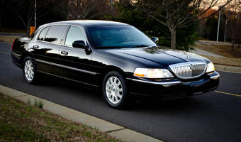 Lincoln Town Car 4,6 AUT 2003