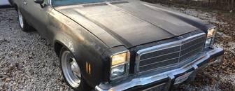 Chevrolet El Camino V8 1976