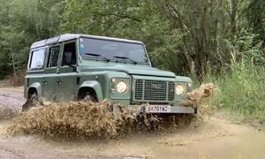 Recenze & testy: Land Rover Defender 110 Heritage Edition: Vážně nám bude chybět?
