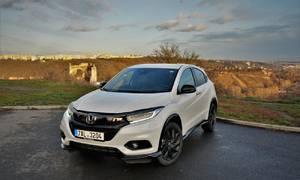Recenze & testy: Honda HR-V 1.5 VTEC Turbo Sport: Otázka specifikace
