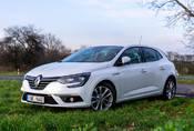 Renault Megane Intens TCe 140 GPF: Další z rodu Rozumných.