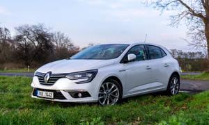 Recenze & testy: Renault Megane Intens TCe 140 GPF: Další z rodu Rozumných.