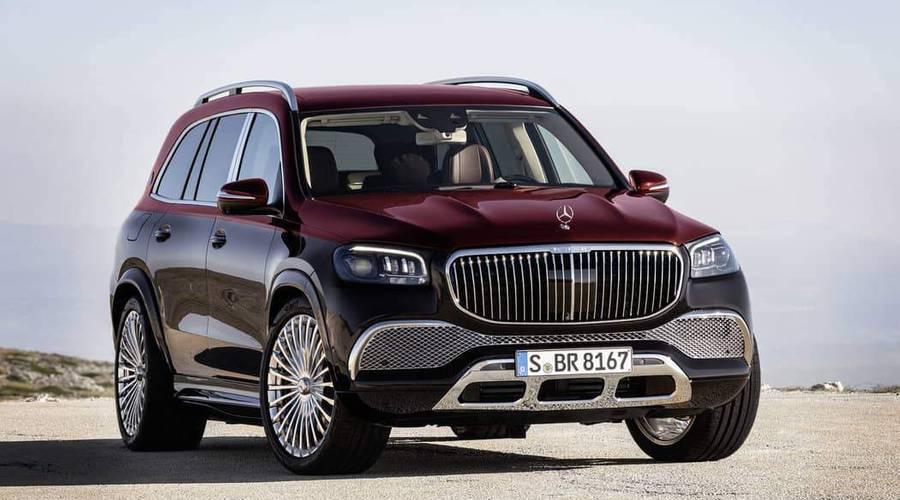 Novinky: Mercedes-Maybach GLS 600 vyměnil vkus za opulentní luxus