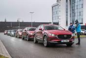 Mazda Skyactiv-X Power Eco Race: Hlavně úsporně!