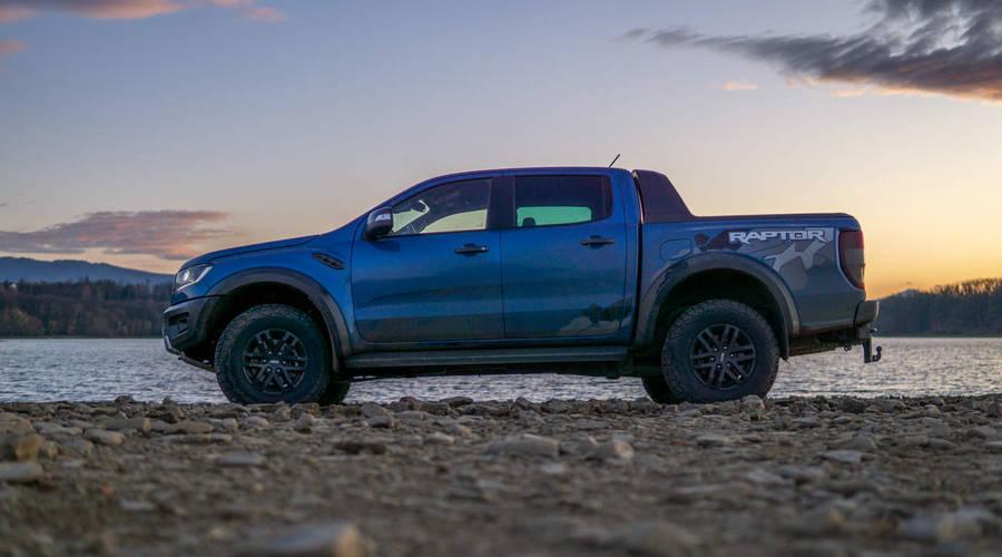 Recenze & testy: Ford Ranger Raptor: Ještěrka na štěrk