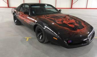 Pontiac Firebird V6 1991