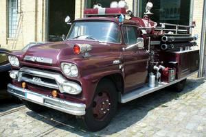 GMC Custom GMC 370 1958