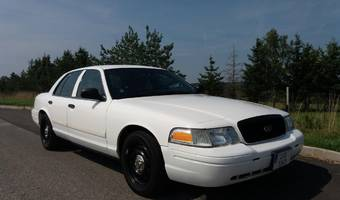 Ford Crown Victoria P71 2008
