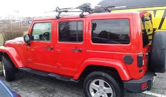 Jeep Wrangler 2.8 CRD JK 2016