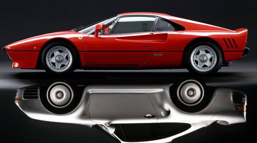 Historie: Ferrari 288 GTO vs. Porsche 959: Odložené hračky