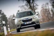 Subaru Forester e-Boxer přichází bez turba a s elektromotorem