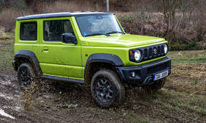 Recenze & testy: Suzuki Jimny: Do lesa, do města, do Podolí, do lékárny...