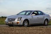 Autíčkářův výměnný pobyt: Cadillac CTS