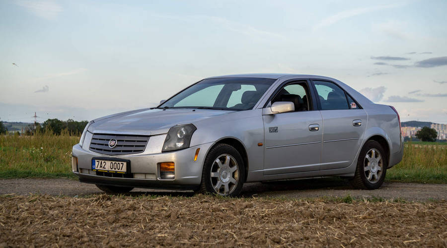 Autíčkářova garáž: Autíčkářův výměnný pobyt: Cadillac CTS